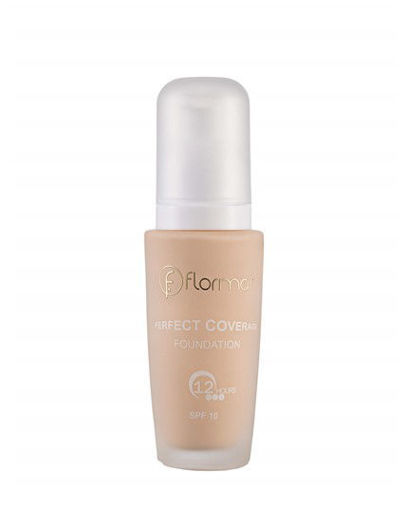 Picture of FLORMAR FOUNDATION PERFECT COVERAGE 105 BEIGE CLASSIC