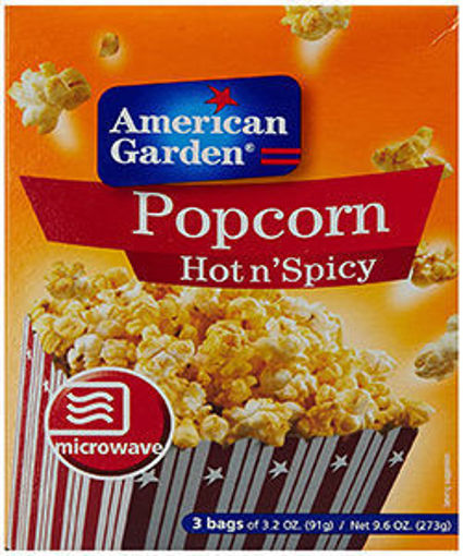 Picture of AMERICAN GARDEN POPCORN 3S EXTRA