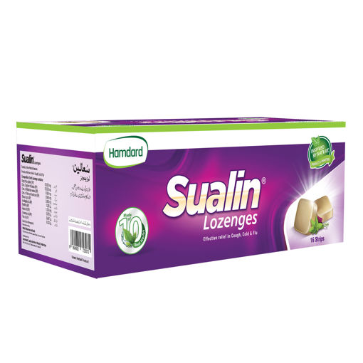 Picture of SUALIN LOZENGES (BOX)