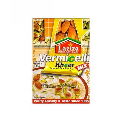 Picture of LAZIZA VERMICELLI KHEER RICE PUDDING 155G