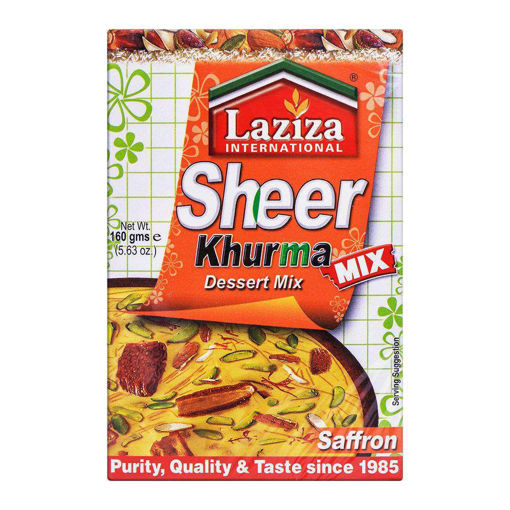 Picture of LAZIZA SHEER KHURMA DESSERTMIX 160G