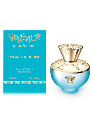 Picture of VERSACE DYLAN TURQUOISE POUR FEMME EDT FOR HER 100ML