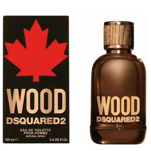 Picture of DSQUARED WOOD 2 POUR HOME EDT FOR HIM 100ML