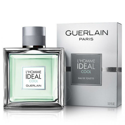 Picture of GUERLAIN L HOMME IDEAL COOL EDT FOR HIM 100ML