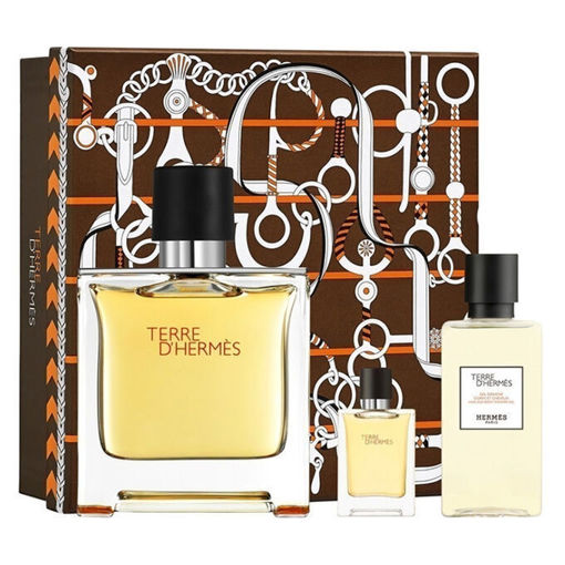 Picture of TERRE D HERMES GIFT SET  EDP FOR HIM 75ML