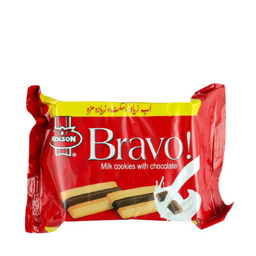 Picture of KOLSON BRAVO SNACK PACK