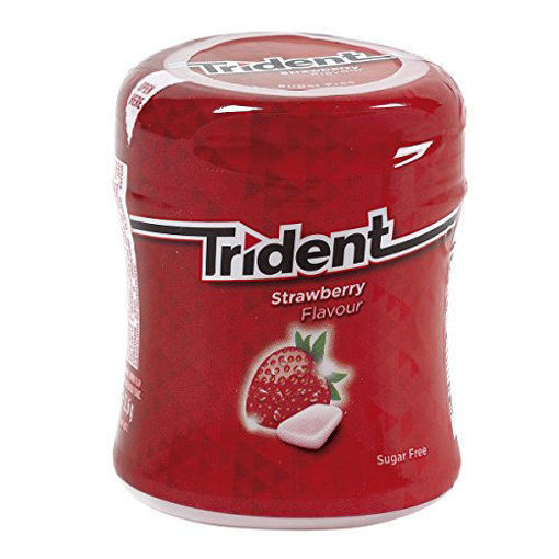 Picture of TRIDENT FRESH STRAWBERRY 82.6G