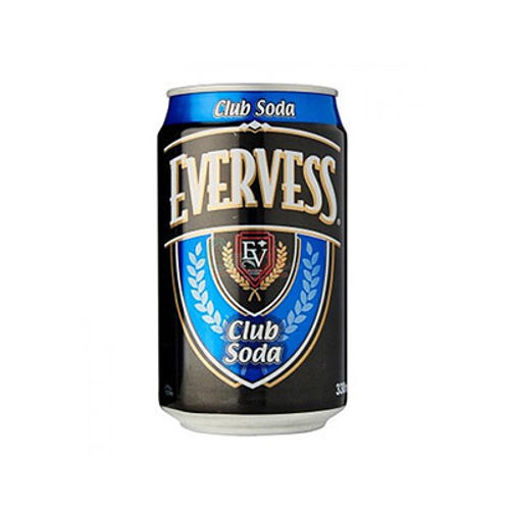Picture of EVERVESS CLUB SODA 300ML