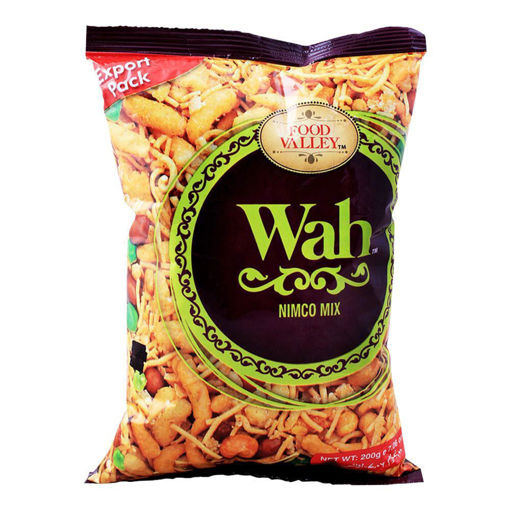 Picture of WAH FOOD VALLEY POTATO STICKS NIMCO MIX 200GM