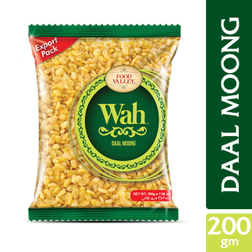 Picture of WAH FOOD VALLEY POTATO STICKS DAAL MOONG 200GM