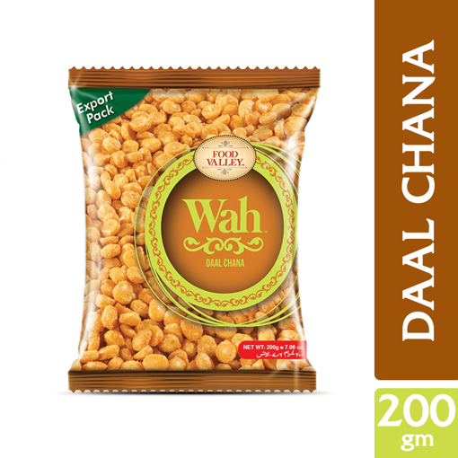 Picture of WAH FOOD VALLEY POTATO STICKS DAAL CHANA 200GM