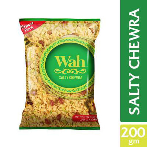Picture of WAH FOOD VALLEY POTATO STICKS SALTY CHEWRA 200GM