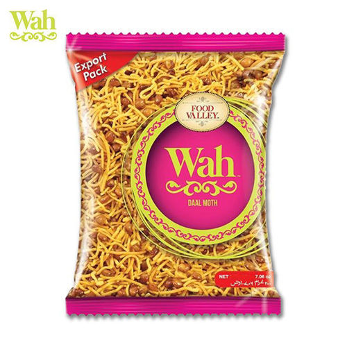 Picture of WAH FOOD VALLEY POTATO STICKS DAAL MOTH 50GM
