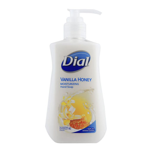 Picture of DIAL HAND WASH VANILLA HONEY 221ML