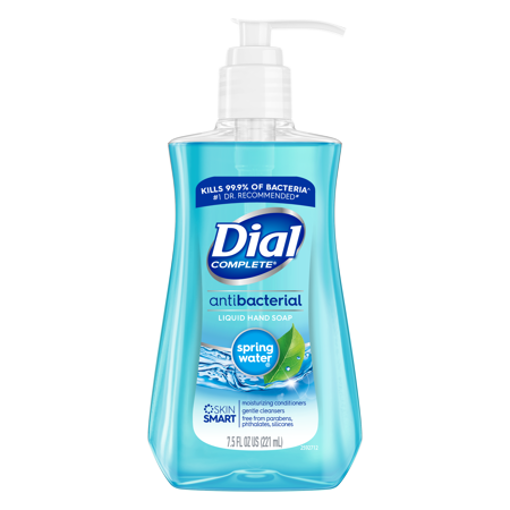 Picture of DIAL HAND WASH SPRING WATER 221ML