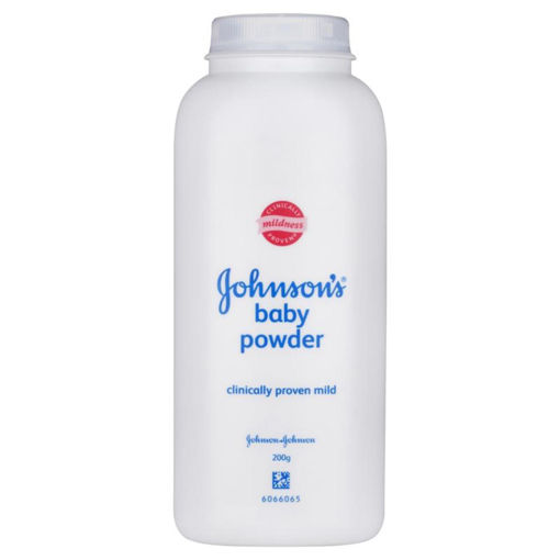 Picture of JOHNSONS BABY POWDER 200G