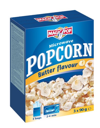 Picture of MAGIC POPS BUTTER 270GM
