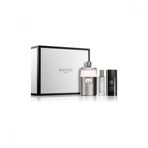 Picture of GUCCI GUILTY EDT GIFT SET FOR HIM