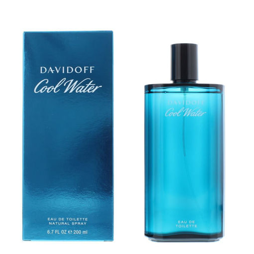 Picture of DAVIDOFF COOL WATER EDT FOR HIM 200ML
