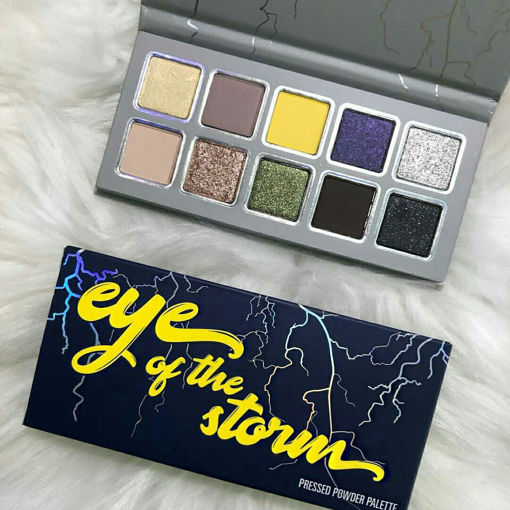 Picture of KYLIE JENNER EYE OF THE STORM PRESSED POWDER PALETTE