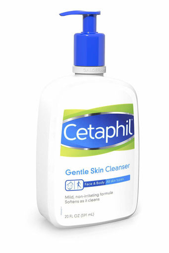 Picture of CETAPHIL GENTLE SKIN CLEANSER ALL SKIN TYPES 20FL OZ 591ML