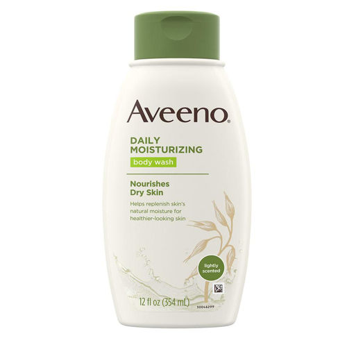 Picture of AVEENO DAILY MOISTURIZING BODY WASH LIGHTLY SCENTED 354ML