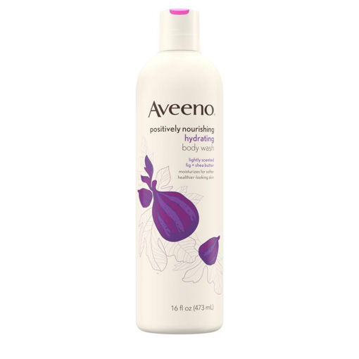 Picture of AVEENO POSITIVELY NOURISHING HYDRATING BODY WASH 473ML