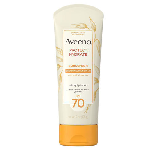 Picture of AVEENO PROTECT+HYDATE BROAD SPECTRUM SPF 70 198G