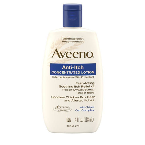 Picture of AVEENO ANTI-ITCH CONCENTRATED LOTION 118ML