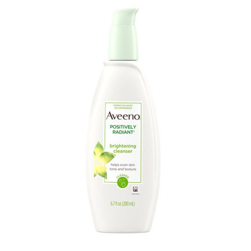 Picture of AVEENO POSITIVELY RADIANT BRIGHTENING CLEANSER 200ML