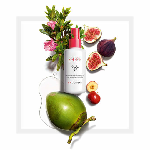 Picture of MY CLARINS RE-FRESH BRUME BEAUTE MIST 100ML