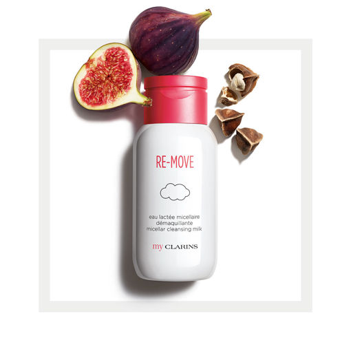 Picture of MY CLARINS RE-MOVE MICELLAR CLEANSING MILK ALL SKIN 200ML