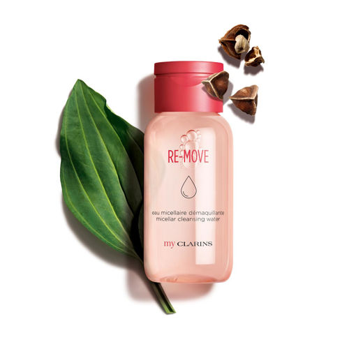 Picture of MY CLARINS RE-MOVE EAU MICELLAIRE CLEANSING WATER 200ML