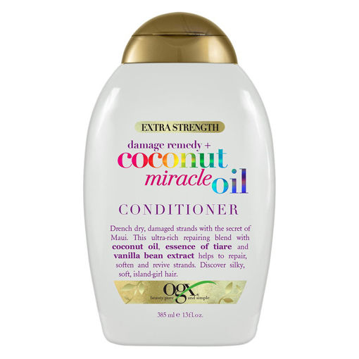 Picture of OGX EXTRA STRENGTH COCONUT MIRACLE OIL CONDITIONER