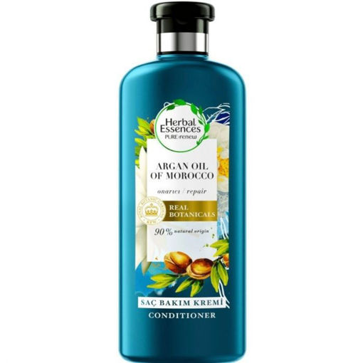 Picture of HERBAL ESSENCES ARGAN OIL OF MOROCCO CONDITIONER 360ML