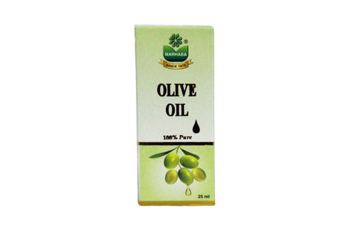 Picture of MARHABA OLIVE OIL 25ML