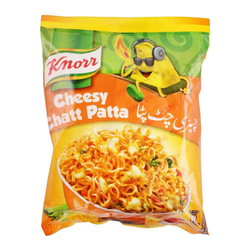 Picture of KNORR CHEESY CHATT PATTA 66G
