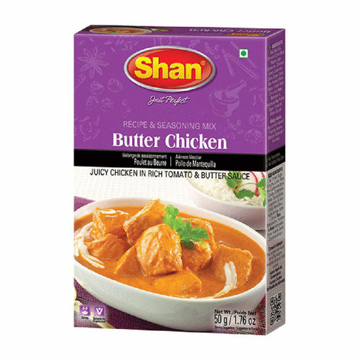 Picture of SHAN BUTTER CHICKEN 50G