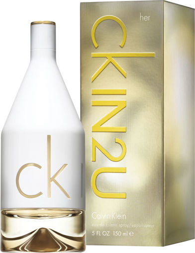 Picture of CALVIN KLEIN CK IN TO YOU EDT HER 150ML