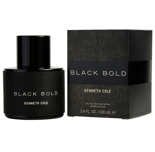 Picture of KENNETH COLE BLACK BOLD EDP 100ML