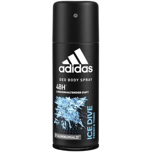 Picture of ADIDAS ICE DIVE DEO BODY SPRAY 48H 150ML