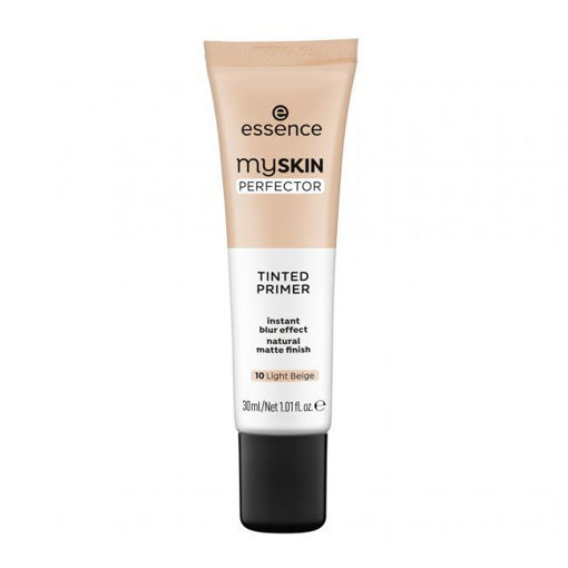Picture of ESSENCE MY SKIN PERFECTOR TINTED PRIMER 10 LIGHT BEIGE 30ML