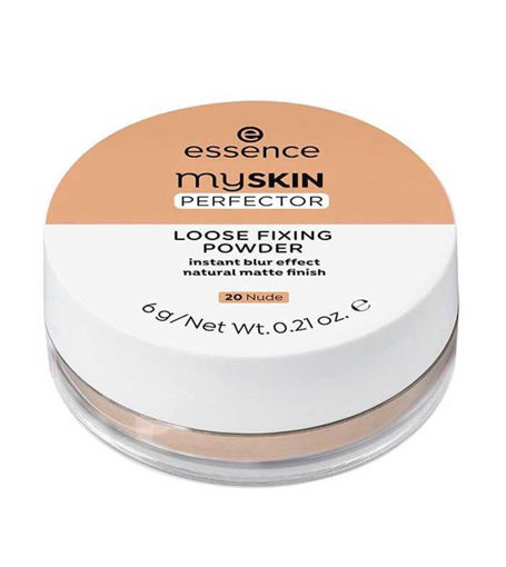 Picture of ESSENCE MY SKIN PERFECTOR LOOSE FIXING POWDER 20 NUDE 6G