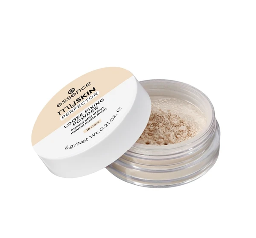 Picture of ESSENCE MY SKIN PERFECTOR LOOSE FIXING POWDER 10 LIGHT 6G