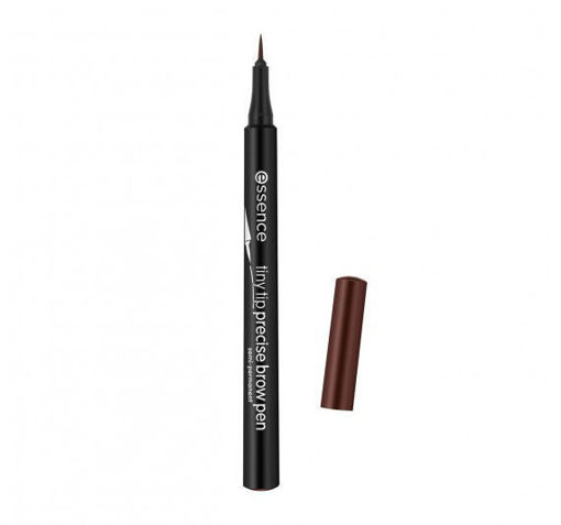 Picture of ESSENCE TINY TIP PRECISE BROW PEN 03 DARK BROWN