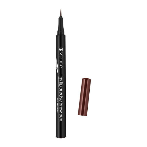 Picture of ESSENCE TINY TIP PRECISE BROW PEN 02 MEDIUM BROWN