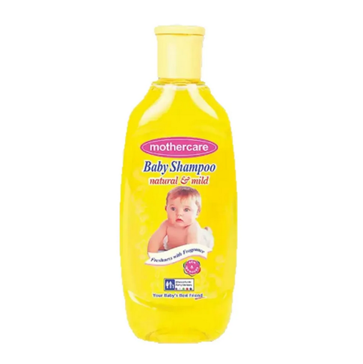 Picture of MOTHERCARE BABY SHAMPOO NATURAL & MILD 300ML