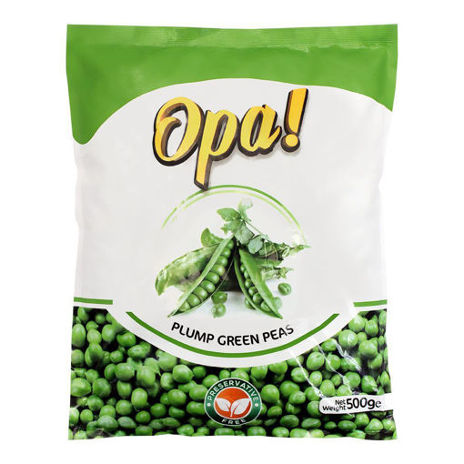 Picture of OPA GARDEN PEAS RETAIL 500G
