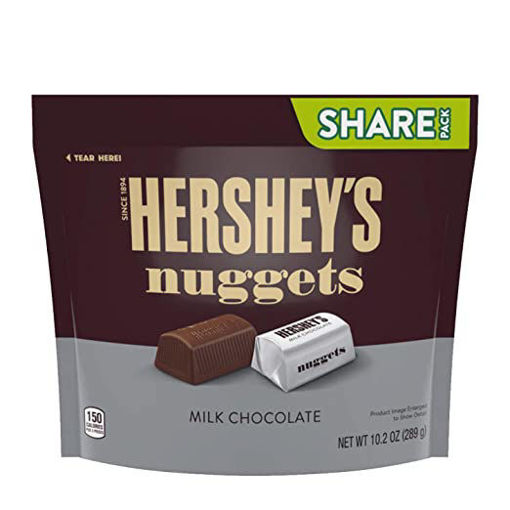 Picture of HERSHEY'S NUGGETS MILK CHOCOLATE 289G