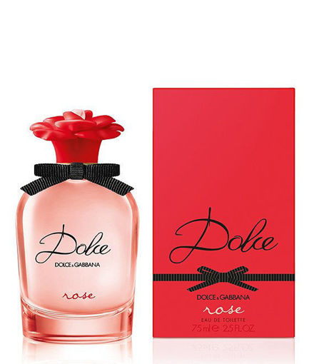 Picture of DOLCE & GABBANA DOLCE ROSE EDT FOR HER 75ML